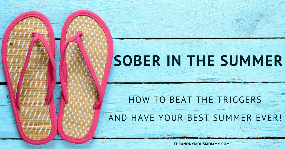 sober in the summer